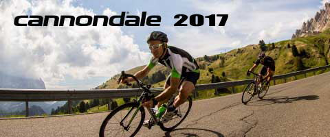 NEW! 2017 CANNONDALE