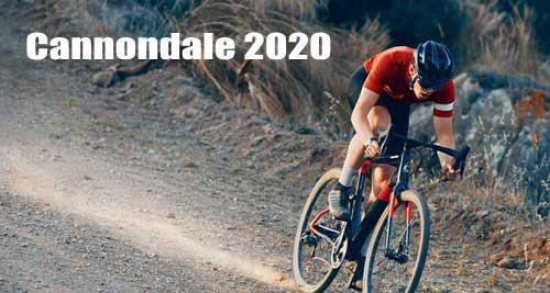 NEW! 2020 CANNONDALE